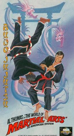 Al Thomas in the World of Martial Arts
