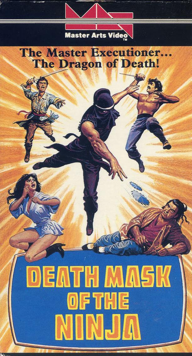 Death Mask of the Ninja