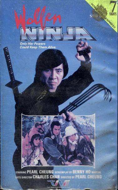 Wolfen Ninja