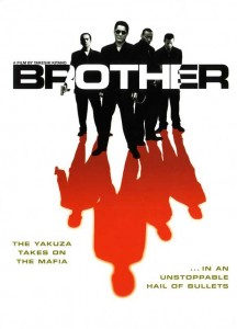 """Brother"" International Theatrical Poster"