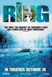 """The Ring"" Theatrical Poster"