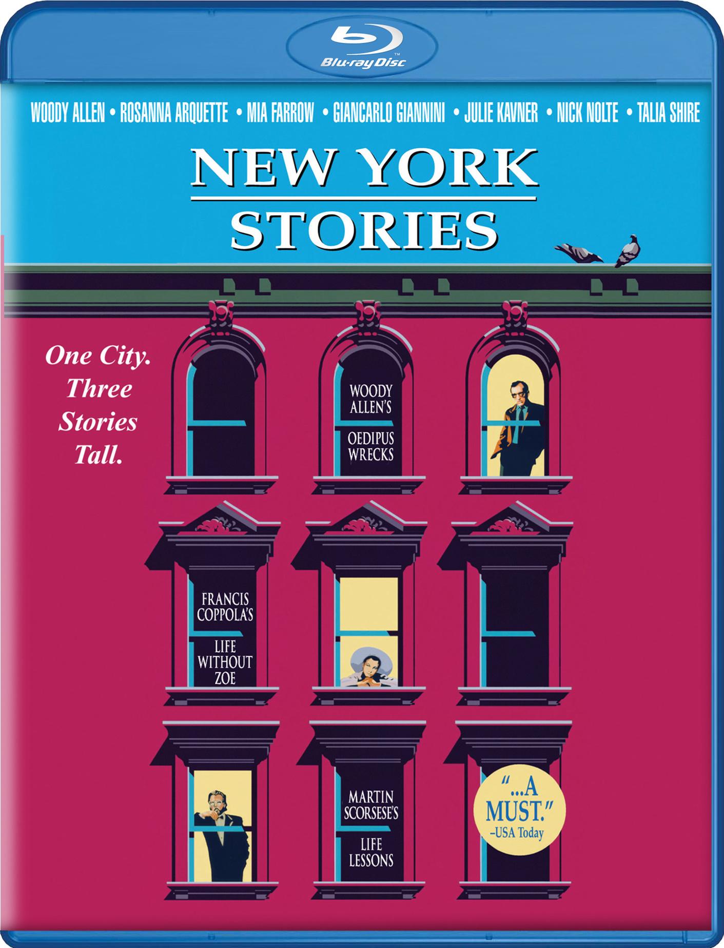 «Нью-йоркские Истории» — 1989