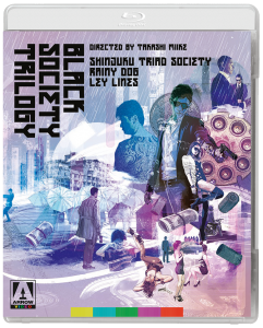 Black Society Trilogy | Blu-ray & DVD (Arrow Video)