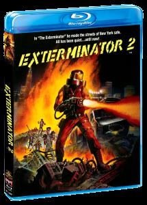 Exterminator 2 | Blu-ray (Shout! Factory)