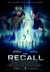 """""""The Recall"""" Theatrical Poster"""