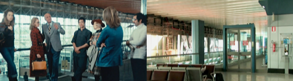 "The airport in ""Way of the Dragon"" has changed, but a hint of 1972 remains."