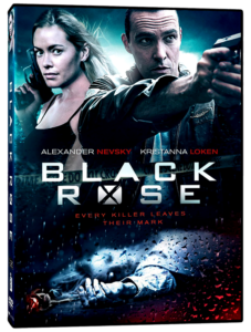 """Black Rose"" DVD Cover"