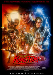 """""""Kung Fury"""" Promotional Poster"""