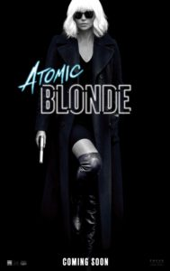"""Atomic Blonde"" Teaser Poster"