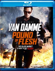 Pound of Flesh | Blu-ray & DVD (Entertainment One)