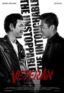 """""""Veteran"""" Theatrical Poster"""