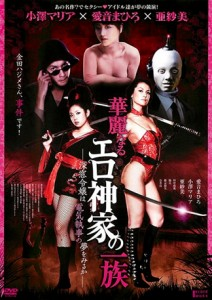 """Erotibot"" Japanese DVD Cover"