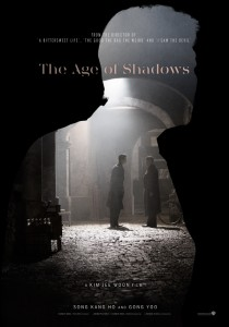 """""""The Age of Shadows"""" Theatrical Poster"""