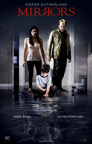 """Mirrors"" Theatrical Poster"
