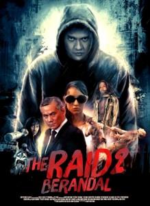 """""""The Raid 2: Berandal"""" Poster"""