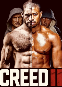 """""""Creed II"""" Teaser Poster"""