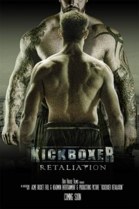 """Kickboxer: Retaliation"" Teaser Poster"