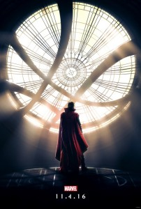 """Doctor Strange"" Teaser Poster"