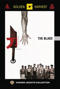 """The Blade"" DVD Cover"