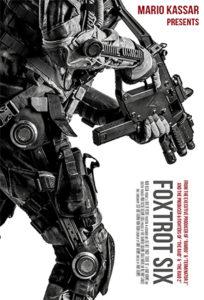 """""""Foxtrot Six"""" Teaser Poster"""