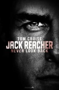 """""""Jack Reacher: Never Go Back"""" Teaser Poster"""