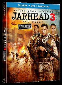 Jarhead 3: The Siege   Blu-ray & DVD (Universal)
