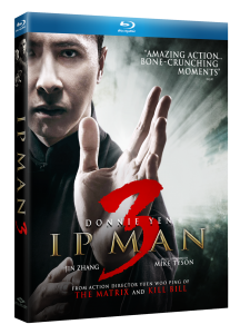 Ip Man 3 | Blu-ray & DVD (Well Go USA)