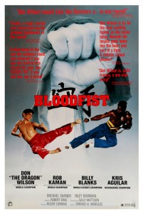 """Bloodfist"" Theatrical Poster"