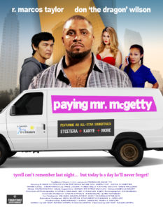 """""""Paying Mr. McGetty"""" Theatrical Poster"""