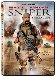 Sniper: Special Ops | DVD (Lionsgate)