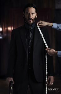 """John Wick: Chapter Two"" Teaser Poster"