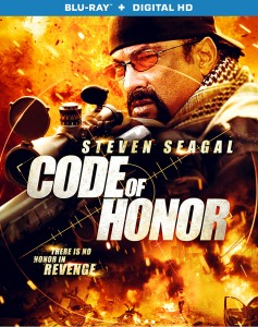 Code of Honor | Blu-ray & DVD (Lionsgate)