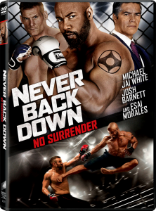 Never Back Down: No Surrender   DVD (Sony)