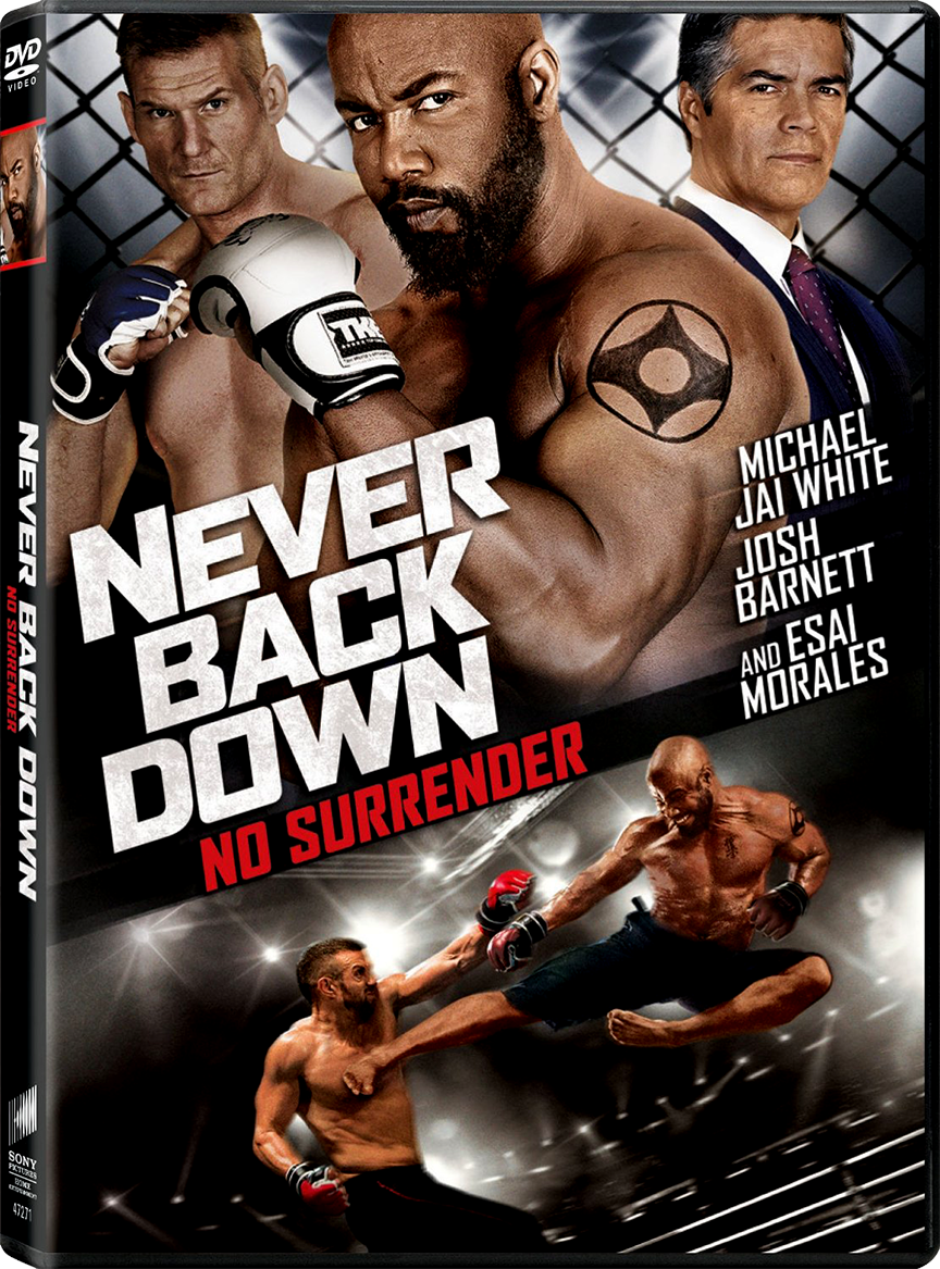 Never Back Down No Surrender 2016 DVDRip XviD AC3-EVO 1.4 Gb