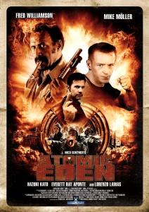 """Atomic Eden"" Theatrical Poster"