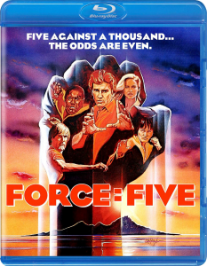 Force: Five | Blu-ray (Scorpion Releasing)