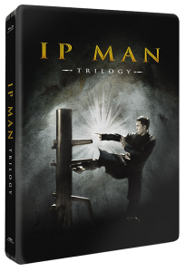 Ip Man Trilogy: Collector's Steelbook | Blu-ray (Well Go USA)