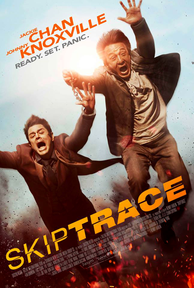renny harlin and jackie chan�s �skiptrace� gets a new