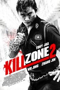 """Kill Zone 2"" Theatrical Poster"