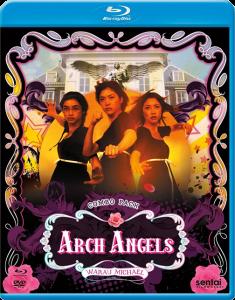 Arch Angels | Blu-ray & DVD (Sentai Filmworks)