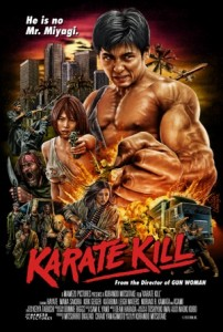 """Karate Kill"" Theatrical Poster"