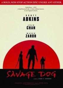 """Savage Dog"" Teaser Poster"