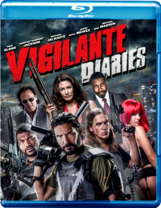Vigilante Diaries | Blu-ray & DVD (Anchor Bay)