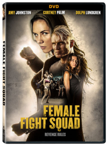 Female Fight Squad | DVD (Lionsgate)