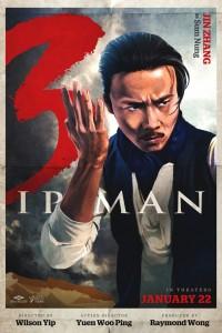 """Ip Man 3"" Character Poster"