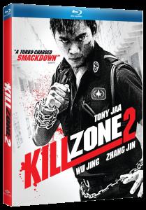 Kill Zone 2 | Blu-ray & DVD (Well Go USA)