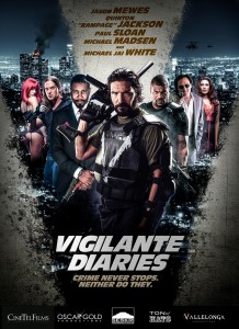 """Vigilante Diaries"" Theatrical Poster"