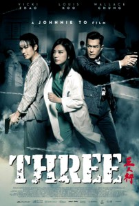 """""""Three"""" Theatrical Poster"""