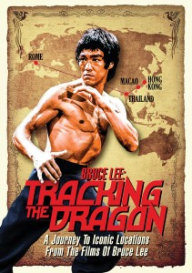 """""""Tracking the Dragon"""" DVD Cover"""