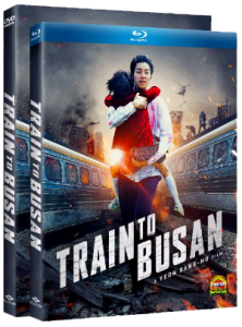 Train to Busan | Blu-ray & DVD (Well Go USA)